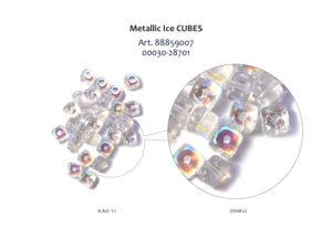 Metallic ice Cubes prod-02