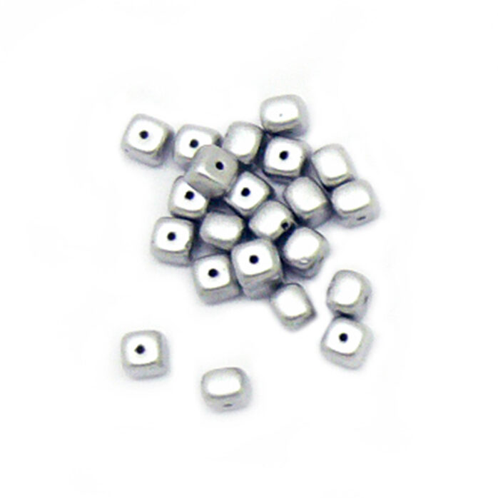 glass beads cubes